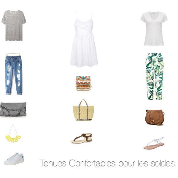 tenues confortables soldes
